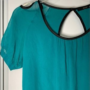 Etro Tops - ETRO Silk Cold Shoulder Top size 40IT/4 US $535